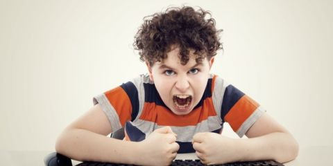angry kid student - photo #24