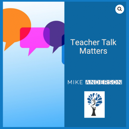 Teacher Talk Matters